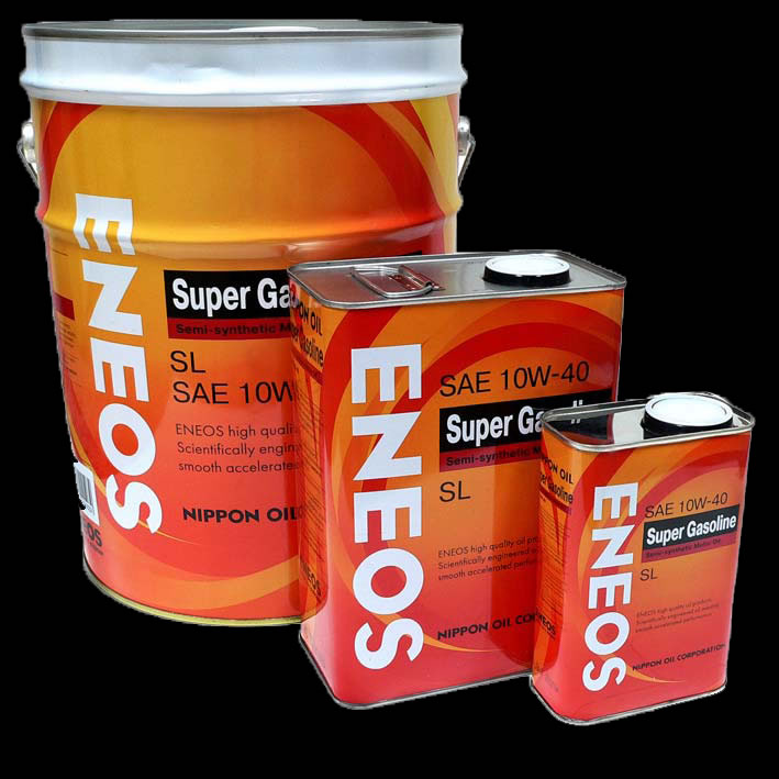 Eneos SUPER GASOLINE SL 10W-40 Semi-synthetic