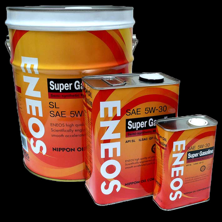 Eneos SUPER GASOLINE SL 5W-30 Semi-synthetic