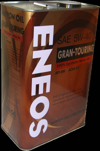 Eneos GRAN-TOURING 100% SYNTHETIC 5W-40